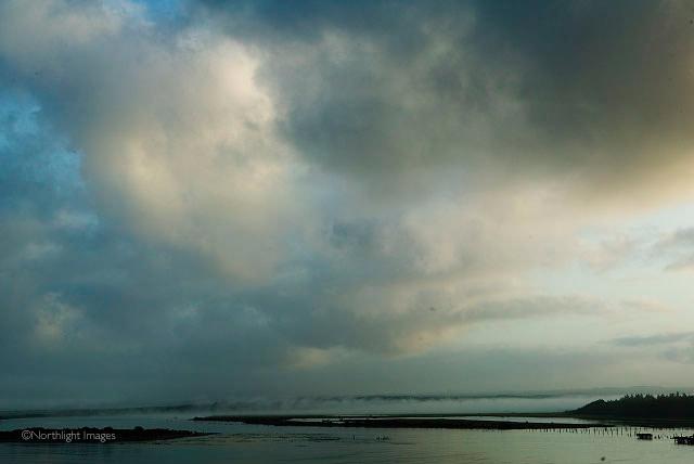 dawn coquille river, bandon