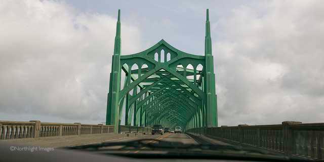 imposing bridge