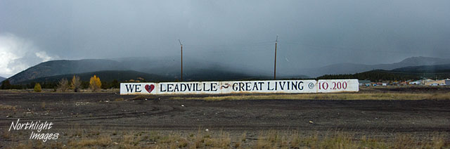 leadville - great at 10,200