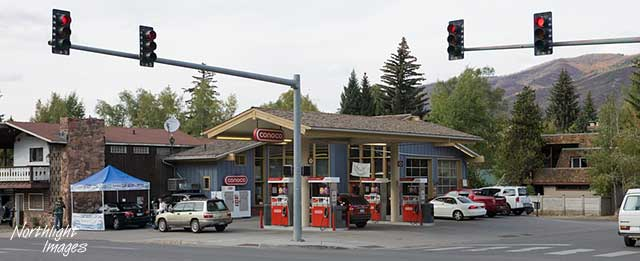 aspen gas station