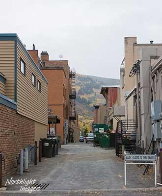 aspen back alley