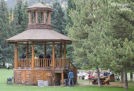 paspen park bandstand