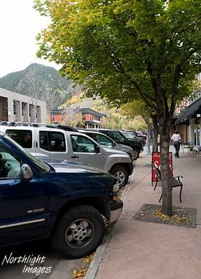aspen parking