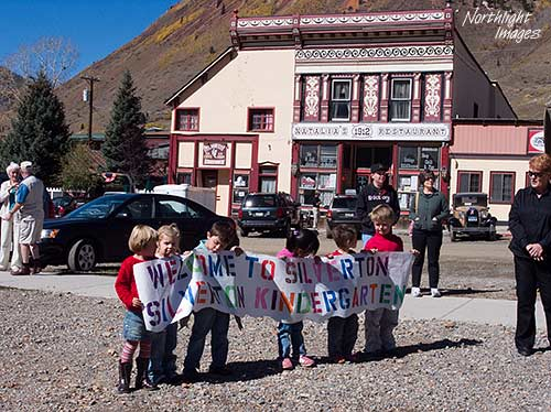 silverton welcome