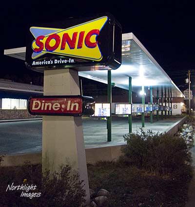 empty sonic