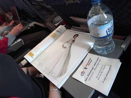 flight magazines
