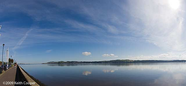 the tay from Dundee