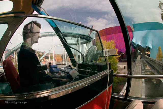 monorail pilot