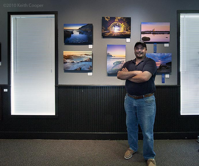 curt peters at digital dunes photography in Florence, Oregon