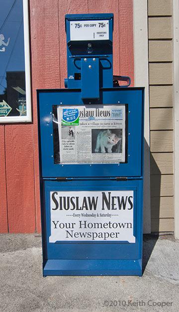 siuslaw news