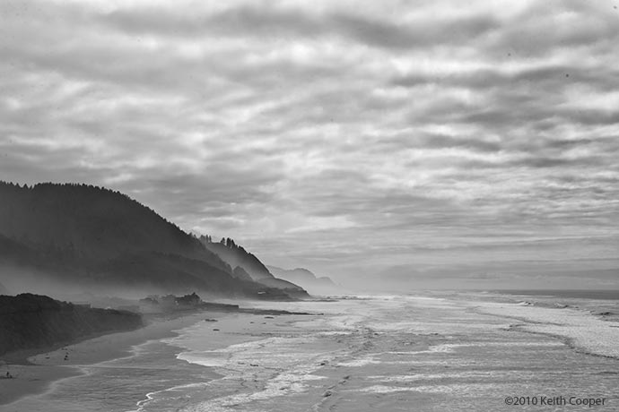 oregon coast view