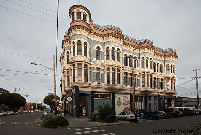 old buildings - port townsend