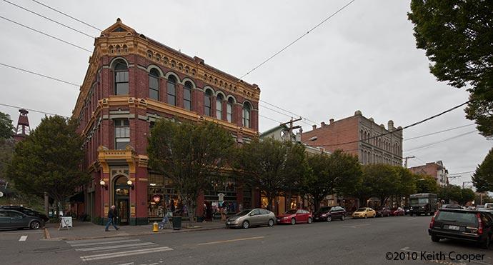 street - port townsend