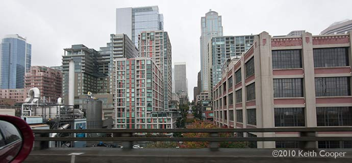seattle city centre