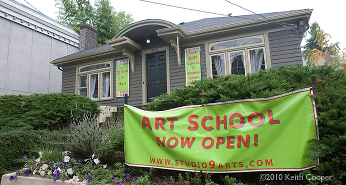 small seattle art school