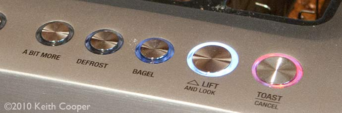 toast options