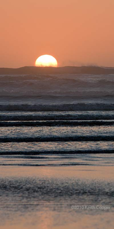 sunset cannon beach 3