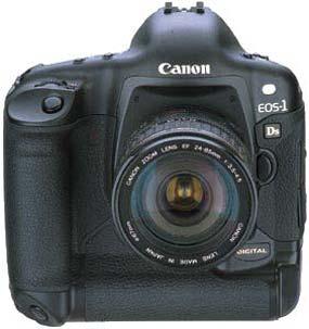 Canon 1Ds DSLR