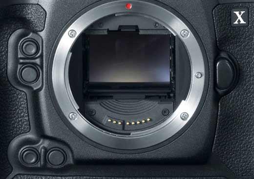 1D X lens mount