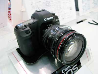 5d mk2 with 24L lens