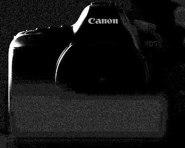 canon eos moon