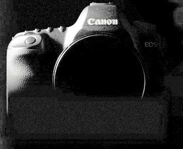 Canon EOS 5d mark 2 teaser ad