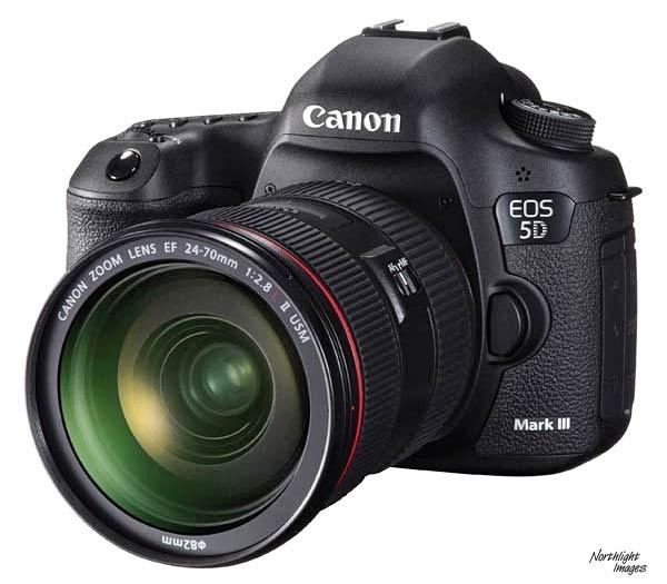 5D Mk3 with 24-70 2.8L II lens