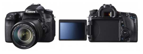 70D front and back
