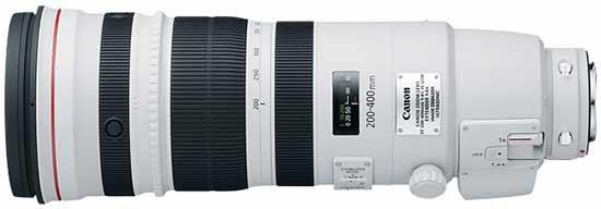 200-400 f4 lens