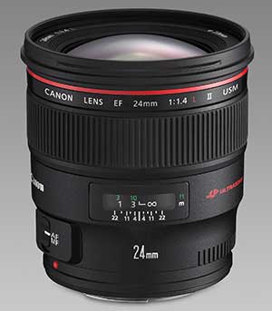 24mm lens