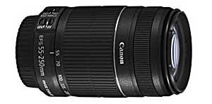Canon 55-200 ef-s lens