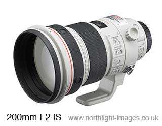 200mm f2 L IS