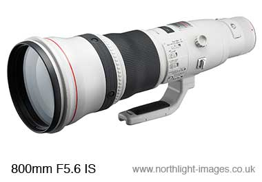 800mm f5.6 IS