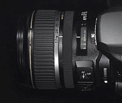 new lens with 40D