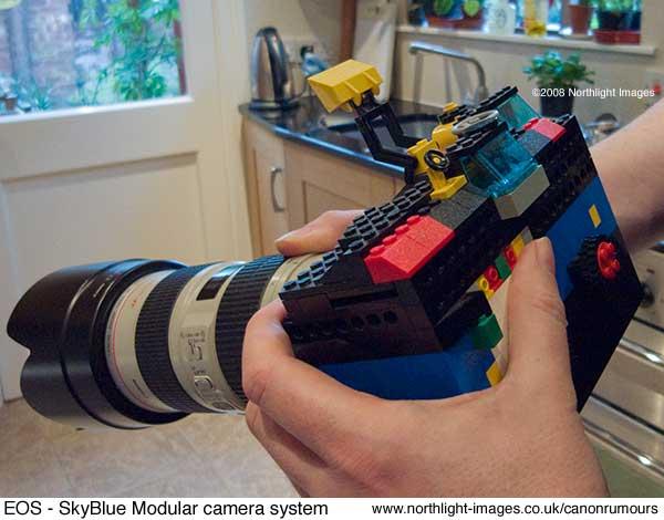Modular camera system