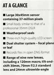 Leica S2 specs