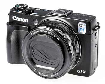 g1x II camera