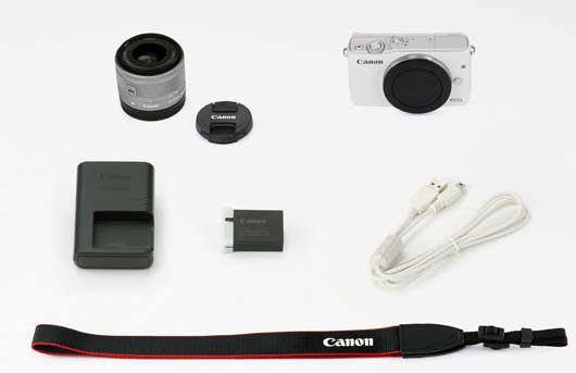 EOS M10 kit