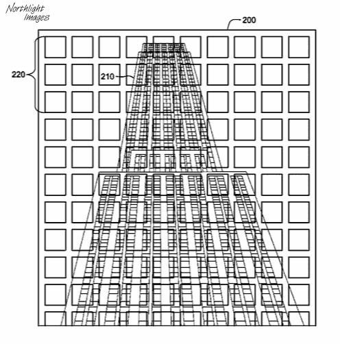 Auto tilt patent