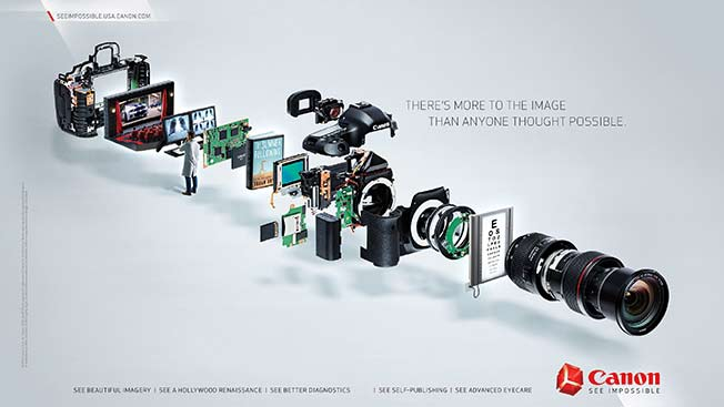 canon new ad campaign