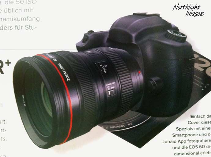 mystery canon camera