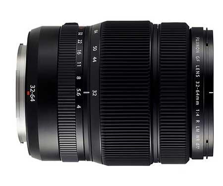 32-64mm f4 zoom lens
