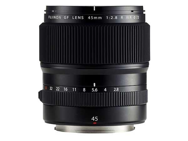 45mm f2.8 lens