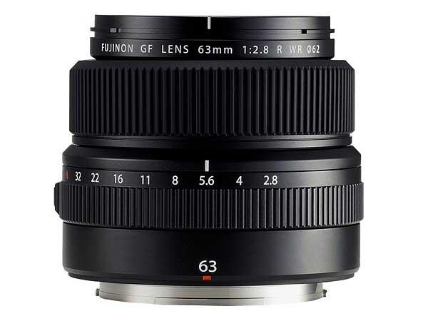 63mm f2.8 lens