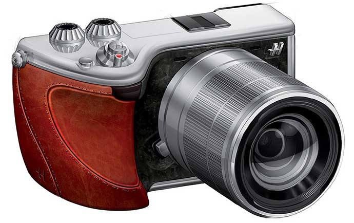 hasselblad mirrorless