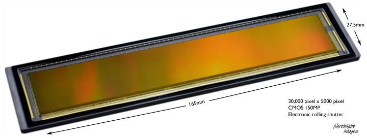 150MP CMOS sensor