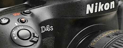 D4s camera