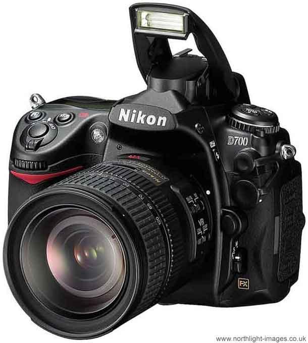 Nikon D700 FX DSLR