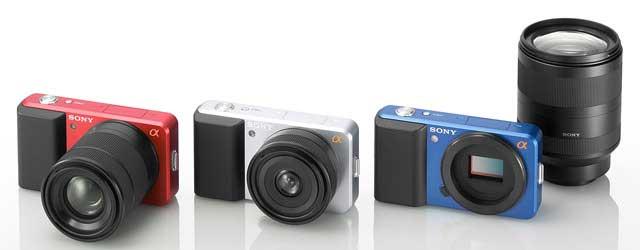 compact aps-c camera mockup