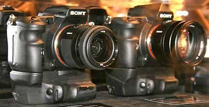 new dslr cameras
